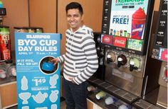 7-Eleven: Bring Your Own Cup to Fill with a Slurpee DAY! - Raining Hot Coupons