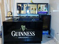 Guinness Theme Bar - IKEA Hackers