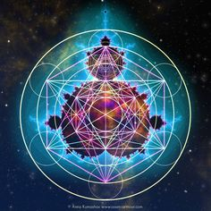 ✣...The Universe is created by Cosmic Consciousness which manifests in physical reality through a Geometric blueprint that we call Fractal Geometry which repeats in Cycle giving the illusion of linear time... ✣ Debbie Richardson arTist; Cosmic Armour - Anna Kumashov https://www.facebook.com/pages/Cosmic-Armour-Anna-Kumashov/125842050835722