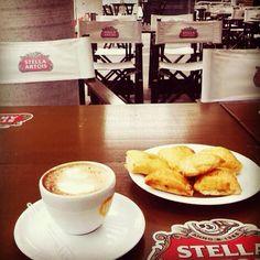 Café da manhã na Padoca Brasil :)