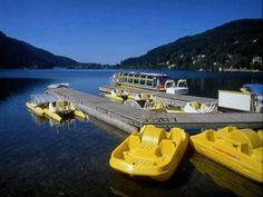 Der See von Gérardmer - France-Voyage.com