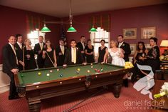 Charlsey and J.T. - Genesee Valley Club, Rochester, New York - October 17, 2015 — Daniel Fischer Photography