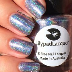 Lilypad Lacquer - Mother of Pearl