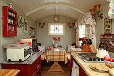 #RetroKitchen Retro Kitchen