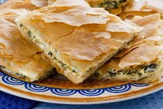 SPANAKOPITA  | See the recipe here: https://www.facebook.com/RecipesWeb/photos/pb.508049405896387.-2207520000.1417255186./812241562143835/