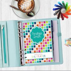 Daily Life Organizer - This one is digital and printable #DreamOffice @Church Hill Classics