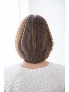 【松下哲士】大人可愛いゆるふわフェミニンボブ:L007214617|ガーデン アオヤマ(GARDEN aoyama)のヘアカタログ|ホットペッパービューティー Korean Short Hair, Dyed Hair, Short Hair Styles, Hairstyles, Beauty, Hair, Hairdos, Bob Styles, Haircuts