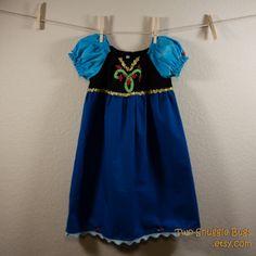 Anna Everyday Princess Dress - MADE TO ORDER - Newborn-Girls 10 on Etsy, $58.00