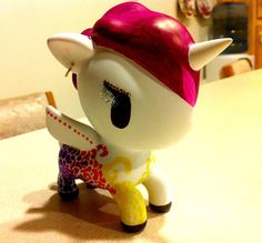 DIY Unicorno Contest- Leslie, entry# 135 #tokidoki #Unicorno #unicorn