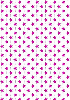 FREE printable star pattern paper | by meinlilapark