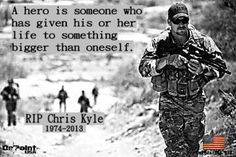 Chris Kyle~ The Devil of Ramadi. Job well done, Sir. Rest In Peace. Chris Kyle, Support Our Troops, Fallen Heroes, Real Hero, American Pride, Navy Seals, God Bless America, Special Forces, Persona