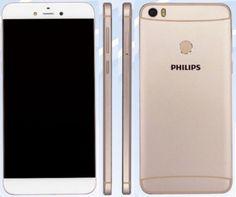 Interesante: Philips S653H, un nuevo smartphone que pasa por TENAA