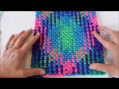 Planned Pooling with Crochet Made Easy - 4 Simple Steps! - Glamour4You - tutorial video || http://www.glamour-4-you.com/blog/planned-pooling-with-crochet-made-easy-4-simple-steps