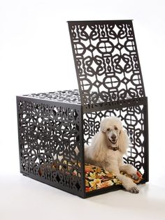 Designer Dog Crates Furniture - Foter