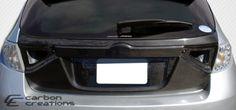 2008-2011 Subaru Impreza 5DR 2008-2014 WRX STI 5DR Carbon Creations OEM Trunk… 2011 Subaru Wrx, 2014 Wrx, Subaru Impreza, Wrx Sti, Carbon Fiber, Oem, All In One, Trunks, Adventure