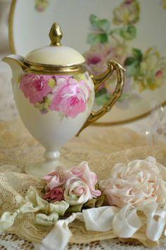 Soft, delicate, romantic ...