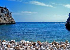 Pebble beaches, Palma de Mallorca