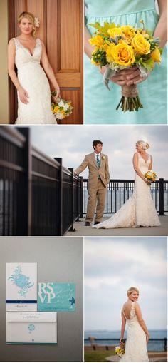 Allure Bridals Style 8634 - Wedding Photography: Candice K Photography  Photography: Jessica Bennett   #allure #wedding #weddings #realwedding #realbride #allurebridals #bride #bridal #bridalgown #weddingdress #lace #vintage #brandisbridal #2014bride #2014wedding #weddingideas #vintagewedding