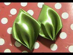 Kurdeleden Yeşil Yaprak Yapımı