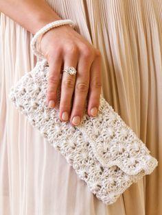Knitting - Enchanted Wrist Purse - #EK00492