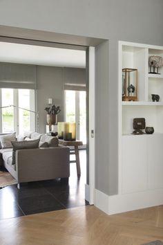Sfeerimpressie woonkamer Joyce | Inrichting huis | Pinterest | Doors ...