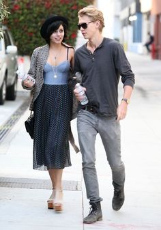 Vanessa Hudgens Austin Butler's 30 Most PDA Moments