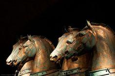 I cavalli di S. Marco by Boga85, via Flickr