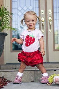 Donation for National Down Syndrome Society for Nella's birthday.so sweet and cute! Cute Little Baby, Little Ones, Kelle Hampton, Down Syndrome Kids, Down Syndrome Awareness, Precious Children, Being Good, Young Ones, Beautiful Babies