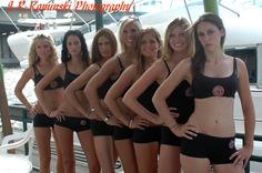 PA Bikini Team at Iron City Boxing at the Boardwalk