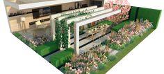 The LG Smart Garden at RHS Chelsea Flower Show 2016 / RHS Gardening