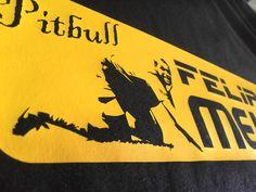 felipe melo tshirt #felipemelo #brasil #galatasaray #pitbull #soccer #felipemelonunaskerleriyiz #istanbul #tshirtprinting