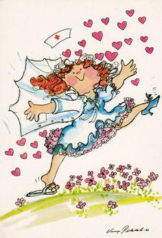 Virpi Pekkala Save File, Whimsical Art, Finland, Scandinavian, Hearts, Journal, Friends, Drawings, Happy
