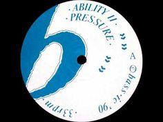 Ability II - Pressure Dub