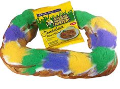 Cook Me Somethin' Mister Jambalaya & Haydel's Bakery King Cake - the perfect Mardi Gras party pair. Order the Makin' Groceries King Cake Package here: http://www.haydelbakery.com/Makin-Groceries-Traditional-Only