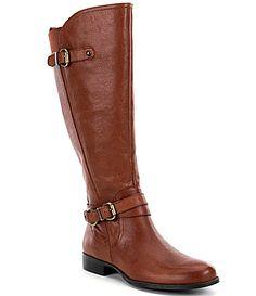 Naturalizer Jodee Wide Calf Riding Boots #Dillards