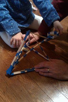 craft stick catapult- Duchess Bakes a Cake