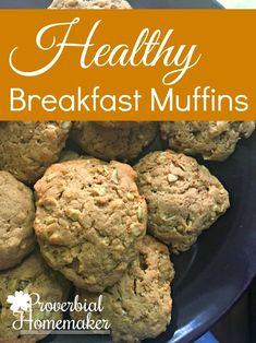 Healthy Breakfast Mu
