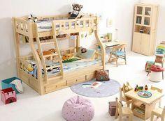 Children Furniture, Bunk Beds, Toddler Bed, Home Decor, Child Bed, Kid Furniture, Decoration Home, Small Kids Furniture, Loft Beds