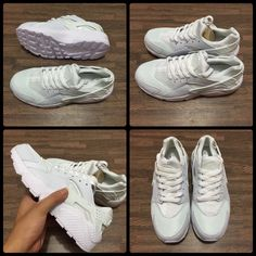 new concept f06f8 fb7dc White nike air huaraches shoes sale on www.freerun50store.net
