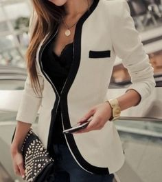 I would wear this on a daily basis. Very kept together and classy. Which is key for working in the fashion industry. You always want to look your best.