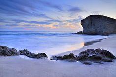 Title  Monsul Beach At Sunset   Artist  Guido Montanes Castillo   Medium  Photograph @guidomontanes