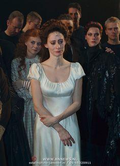 Afscheid Pia Douwes Elisabeth, Pia in tranen