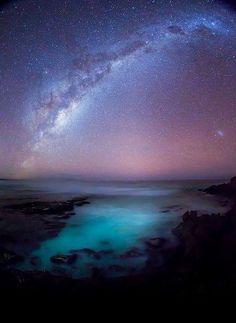 Milky way Australia Photo Credit : John White http://www.flickr.com/photos/johnwhite/7447654518/in/set-72157600050243602