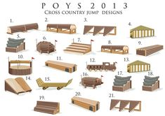 POYS 2013 Cross Country jump designs by Episkeeyy on DeviantArt Front Yard Fence, Farm Fence, Backyard Fences, Pool Fence, Yard Fencing, Small Fence, Fence Landscaping, Farm Barn, Cross Country Jumps