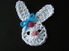 bunny applique  FREE TUTORIAL  HERE: