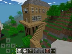 Minecraft Houses Pocket Edition