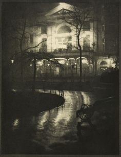1900 leicester square by alvin langdon coburn