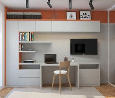 40 Trends this Year Small Home Office Furniture Design Ideas - Keeping is mind such things few essential ingredients are necessary, which is very useful and gives you the comfort home … Study Table Designs, Study Room Design, Home Room Design, Home Office Design, Home Office Decor, Home Interior Design, Home Decor, Kids Study Table Ideas, Study Tables