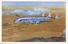 [c/n 2073] [jun46-1964] [L049] Lockheed Constellation [F-BAZB] [Air France] [jun46] [feb50]