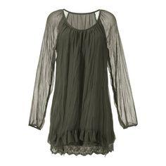 Aniston, Tunika bzw. Longbluse  schwarz von BAUR 29,99€